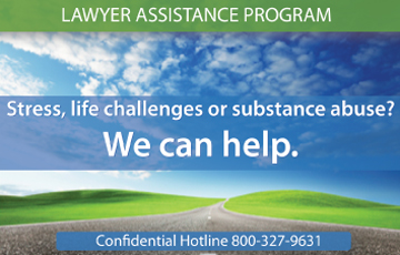 Lawyer Assistance Program