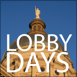Lobby Day information