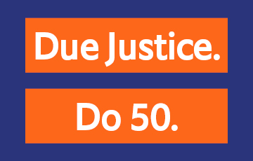 Due Justice. Do 50.