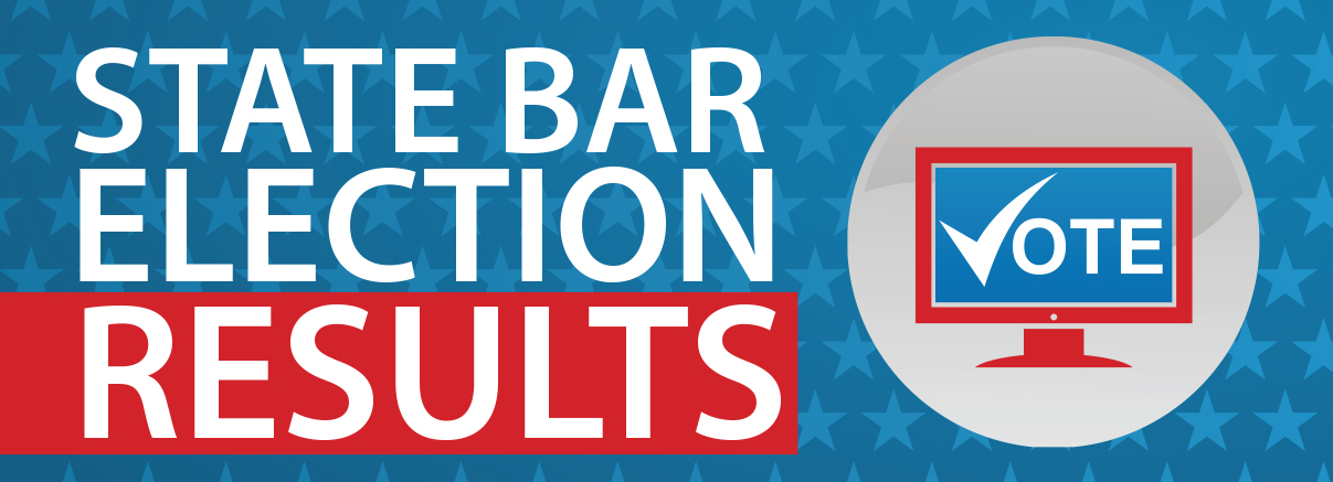 2017 State Bar Election Results